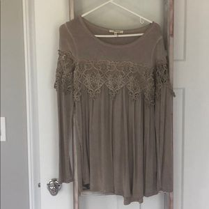 Andree tunic top.  Super soft very stylish.